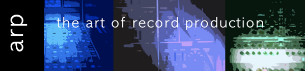 The 8th Art of Record Production Conference